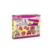 Massinha De Modelar Da Barbie Cookies Coloridos Fun