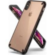 Husa Ringke Fusion iPhone XS Max Transparent Fumuriu