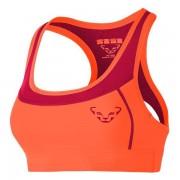 Dynafit React - reggiseno sportivo - donna - Orange/Red