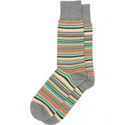 Paul Smith Stripe Sock Grey