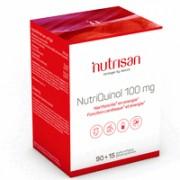 Nutrisan Nutriquinol 100 mg 90+15 capsules