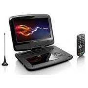 Lenco Lecteur de DVD portable avec antenne TNT HD DVP-9413