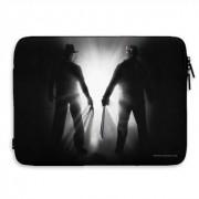 Freddy vs Jason Laptop Sleeve, Laptop Sleeve
