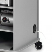 Cabinet multimedia pentru proiectie, NOBO