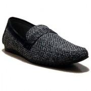 Dia A Dia Men's Black Open Smart Formals Formal Shoes