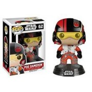 Figurina Funko POP! Star Wars: The Force Awakens Poe Dameron Bobblehead Vinyl