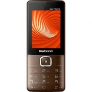 KARBONN K451 POWER DUAL SIM MOBILE WITH 2.4 INCH DISPLAY/3000 mAh BATTERY/CAMERA/TORCH AND FM WITH RECORDING