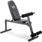 Banco Utility Bench Dumbell regulable Pm-10110