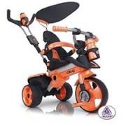 Tricicleta City Orange