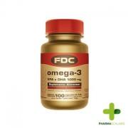 FDC OMEGA 3 EPA E DHA 1000MG 30 Cápsulas
