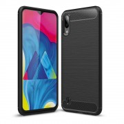 Carcasa TECH-PROTECT TPUCARBON Samsung Galaxy A50 (2019) Black