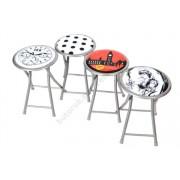 Malaga mintás összecsukható szék