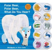 Polar Bear, Polar Bear, What Do You Hear?, Hardcover