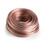 Numan кабел за високоговорители, транспарентен - OFCмеден 2 x 2,5 мм 30 м (CJ-2x2,5mm-30m-TR)