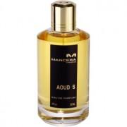 Mancera Aoud S eau de parfum para mujer 120 ml
