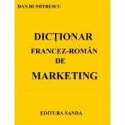 Dictionar Francez-Roman de marketing (eBook)