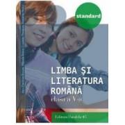 Limba si literatura romana - Clasa a 5-a - Standard 2016 - Anca Davidoiu-Roman M. Dobos