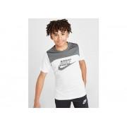 Nike Hybrid T-Shirt Junior - alleen bij JD - White/Grey - Kind