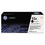 Q7553A Lézertoner LaserJet P2014, P2015, M2727MFP nyomtatókhoz, HP fekete, 3k Laserjet M2727mfp Laserjet P2010 Laserjet P2014 Laserjet P2015 Eredeti kellékanyag