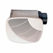 nuVent Bath Fan with Light - 90 CFM, Model NXMS90L