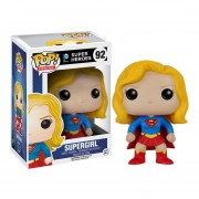 Super girl dc universe Funko pop comics INCLUYE BOLSA POP PARA REGALO