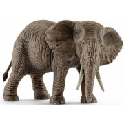 Jucarie - Eelefant African Femela Schleich 14761