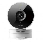 Camera Supraveghere Video D-link DCS-8010LH, HD, 1/4 CMOS, Wi-Fi, IR (Alb)