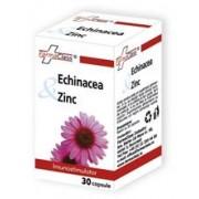 Echinacea si Zinc Farma Class 30cps
