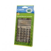 Canon HS20TG Calculator - Green (Recycled) Desktop Calculator