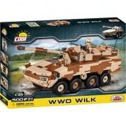 Set de construit Cobi, Small army, Tanc WWO WILK (500pcs)