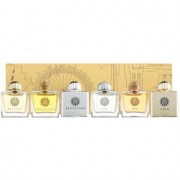 Amouage Miniatures Bottles Collection Women lote de regalo II. Gold, Dia, Ciel, Reflection, Jubilation 25, Beloved eau de parfum 6 x 7,5 ml