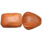THE ONE CUSTOM SEAT COVER (BROWN) FOR CLASSIC 350/500