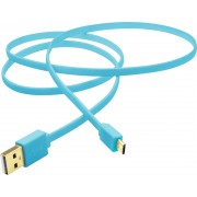 iZound Micro-USB Blue 15cm