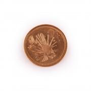 Bani de pe mapamond nr.29 - 20 de CENTAVOS MOZAMBIC - 2 TOEA PAPUA NOUA GUINEE