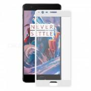 Protector de Pantalla Completa Hat-Prince 3D de 0.2mm para OnePlus 3? 3T - Blanco