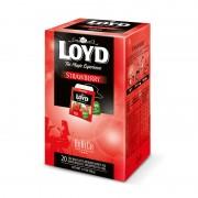 Loyd Strawberry Horeca ceai plic 20 buc