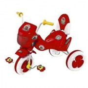 OH BABY Cycle Baby Tricycle WITH CYCLE COLOR Multi SE-TC-124