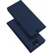 Sony Xperia 10 hoesje - Dux Ducis Skin Pro Book Case - Blauw