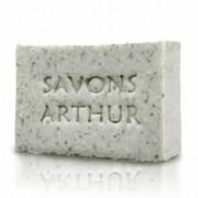 Savons arthur Savon & Shampoing Bio Argile Verte - Peaux grasses : Conditionnement - 100 g