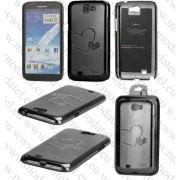 Samsung Galaxy Note II N7100 (калъф пластик) 'Diamond Style'