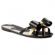 Джапанки MELISSA - Fluffy II Ad 32356 Black/Gold 50919