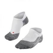 Falke RU4 Invisible Men No Show Socks White Mix