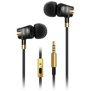 Hidizs EX-01 Earbud Dynamic Headphones Hifi Treble Alto Bass with Mic and Smart Remote Control