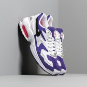 Nike Air Max2 Light White/ Black-Court Purple-Hyper Pink