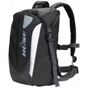 Büse 90822 Impermeable para mochila 30 litros Negro Gris un tamaño