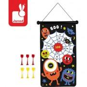 Magnetice joc darts Monsters, Janod