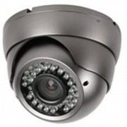 CAM, VG HK HIGH TECH SO70IR25MDD, CMOS, Куполна, 700TVL, 3.6 mm lens, 23 pcs IR LEDs