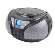 Radio-CD Player DENVER TCU-206, Crni