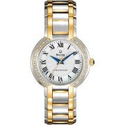 Ceas dama Bulova 98R161 Quartz Diamonds Collection