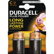 Duracell Plus Power C Batteri